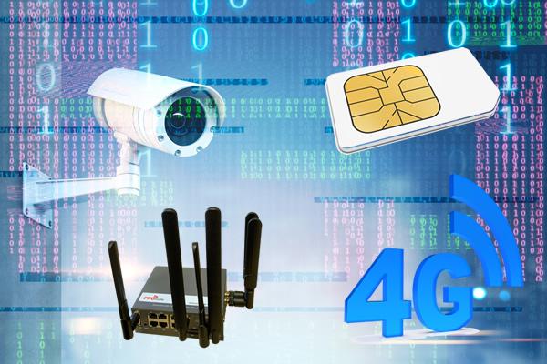 4G CCTV Solution